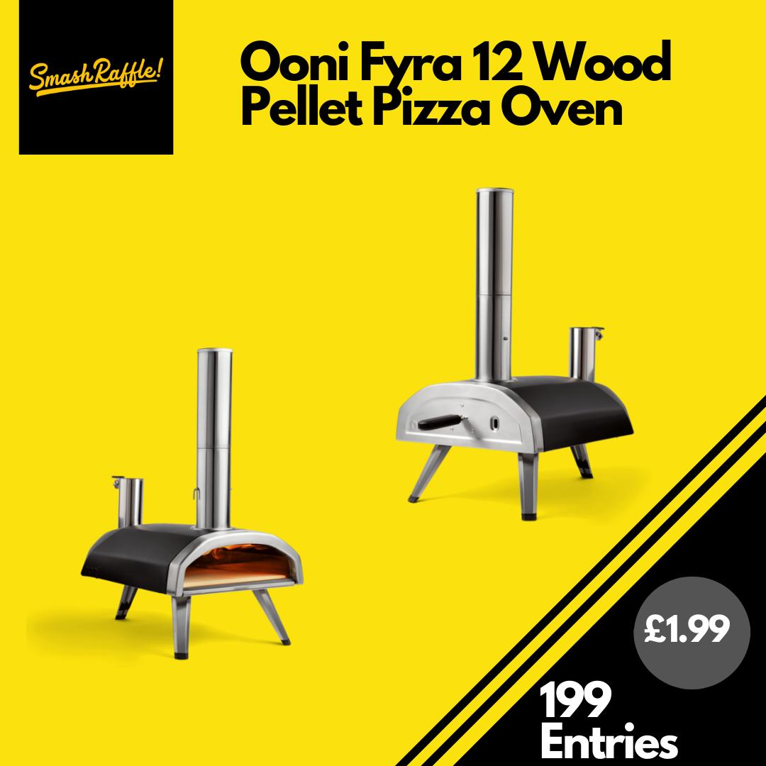ooni Frya pizza oven