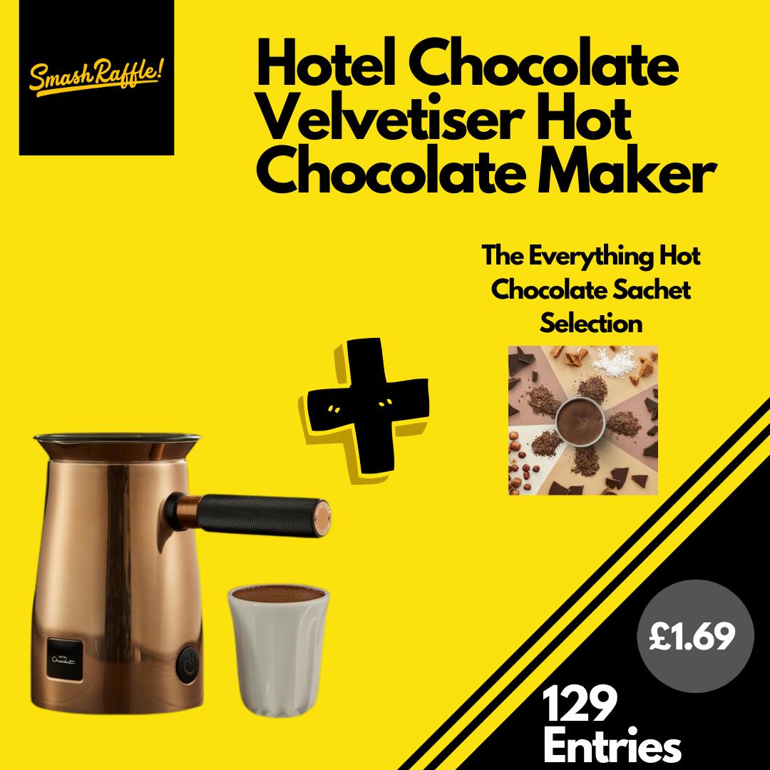 Hotel Chocolate Velvetiser